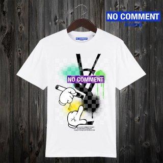 T-SHIRT UNISEX spray YS
