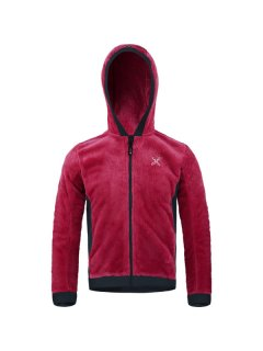 POLAR STRETCH HOODY JACKET KIDS