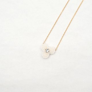 Tiny Flower ネックレス -4colors-