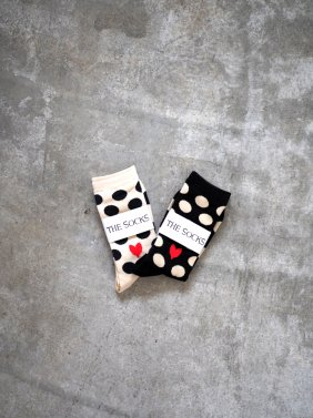 【THESOCKS】 Maru-hi 2color