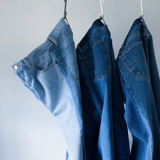 【SunnySideUp】Levis505 Remake 2for1 Denim