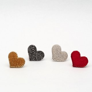 Heart Pins -3colors-