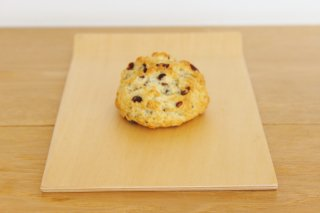 Scone [Cacaonibs & Chia seed]