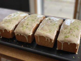 Yuzu & Poppyseeds Cake