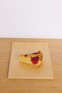 Strawberry Crumble Tart