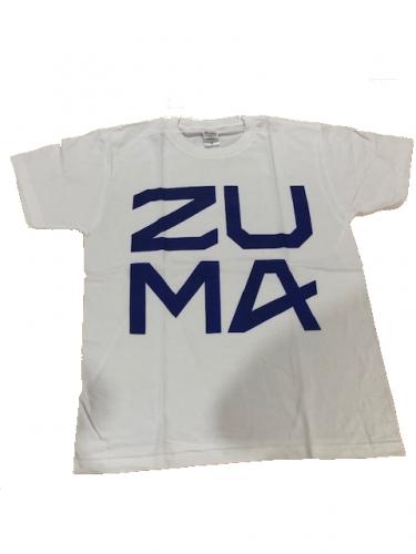 ZUMA オリジナルTシャツ ビックロゴタイプ