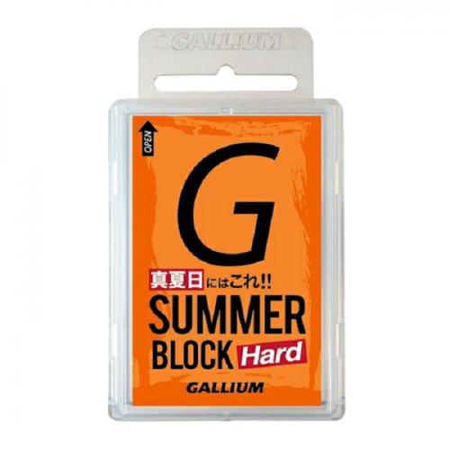 GALLIUM SUMMER BLOCK HARD 100g