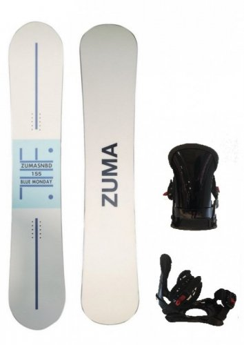 【数量限定】ZUMA BLUEMONDAY 2点セット
