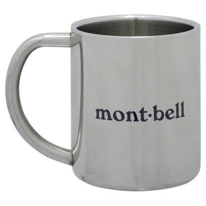 モンベル(montbell) ステンレスサーモマグ220