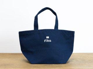 Fika オリジナルトートバッグ    【ネイビー】