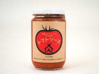有機トマトソース / うちだ農場