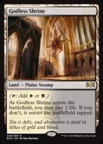 神無き祭殿/Godless Shrine(RNA)【英語】