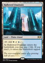 神聖なる泉/Hallowed Fountain(RNA)【英語】
