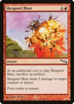 爆片破/Shrapnel Blast(MRD)【英語】