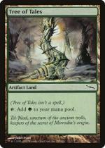 伝承の樹/Tree of Tales(MRD)【英語】