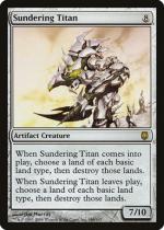 隔離するタイタン/Sundering Titan(DST)【英語】