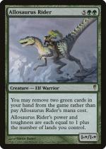 アロサウルス乗り/Allosaurus Rider(CSP)【英語】