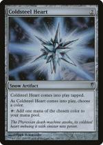 冷鉄の心臓/Coldsteel Heart(CSP)【英語】
