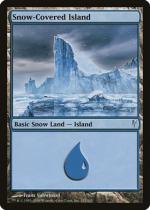 冠雪の島/Snow-Covered Island(CSP)【英語】