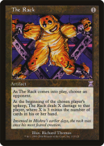 拷問台/The Rack(TSB)【日本語】