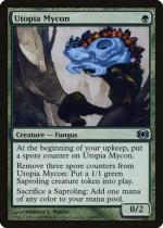 ユートピアの菌類/Utopia Mycon(FUT)【英語】