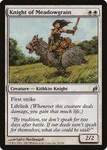 メドウグレインの騎士/Knight of Meadowgrain(LRW)【英語】