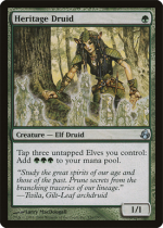 遺産のドルイド/Heritage Druid(MOR)【英語】