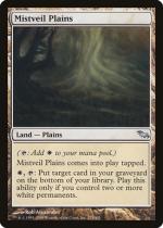 霧覆いの平地/Mistveil Plains(SHM)【英語】