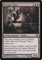 回収するタイタン/Salvage Titan(ALA)【英語】