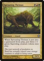 芽吹くトリナクス/Sprouting Thrinax(ALA)【英語】