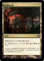 野蛮な地/Savage Lands(ALA)【日本語】