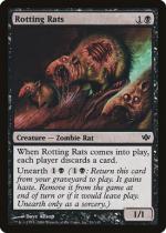 朽ちゆくネズミ/Rotting Rats(CON)【英語】