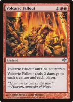 火山の流弾/Volcanic Fallout(CON)【英語】