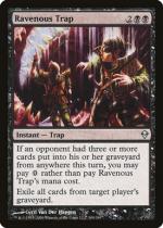 貪欲な罠/Ravenous Trap(ZEN)【英語】