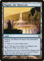 水の帳、マゴーシ/Magosi, the Waterveil(ZEN)【英語】