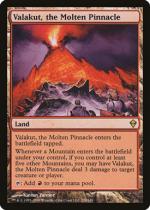 溶鉄の尖峰、ヴァラクート/Valakut, the Molten Pinnacle(ZEN)【英語】