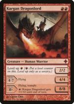 カルガの竜王/Kargan Dragonlord(ROE)【英語】
