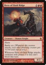 オキシド峠の英雄/Hero of Oxid Ridge(MBS)【英語】