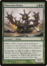 ファイレクシアのハイドラ/Phyrexian Hydra(MBS)【英語】