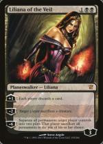 ヴェールのリリアナ/Liliana of the Veil(ISD)【英語】