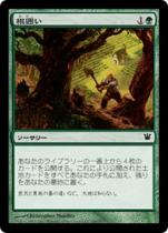 根囲い/Mulch(ISD)【日本語】