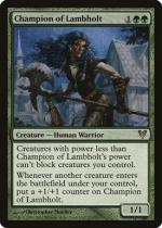 ラムホルトの勇者/Champion of Lambholt(AVR)【英語】