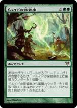 ドルイドの保管庫/Druids' Repository(AVR)【日本語】