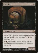 群れネズミ/Pack Rat(RTR)【英語】