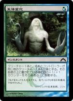 生体変化/Bioshift(GTC)【日本語】