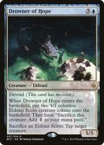 希望を溺れさせるもの/Drowner of Hope(BFZ)【英語】