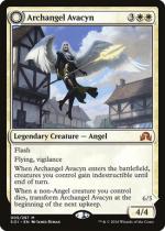 大天使アヴァシン/Archangel Avacyn(SOI)【英語】