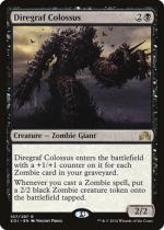 戦墓の巨人/Diregraf Colossus(SOI)【英語】