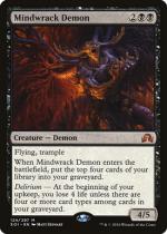 精神壊しの悪魔/Mindwrack Demon(SOI)【英語】