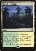 要塞化した村/Fortified Village(SOI)【英語】